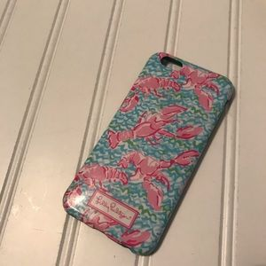 LILLY PULITZER | Iphone Case Lobstah Roll